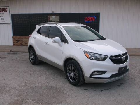 2019 Buick Encore for sale at AUTO TOPIC in Gainesville TX