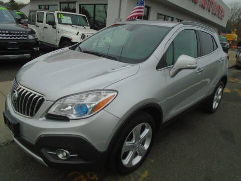 2015 Buick Encore for sale at Island Auto Buyers in West Babylon NY