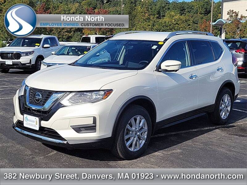 2018 Nissan Rogue for sale at 1 North Preowned in Danvers MA