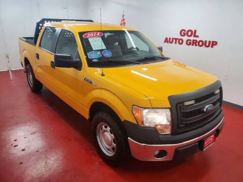 2014 Ford F-150 for sale at GOL Auto Group in Austin TX
