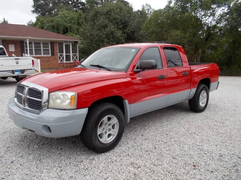 2007 Dodge Dakota for sale at Carolina Auto Connection & Motorsports in Spartanburg SC