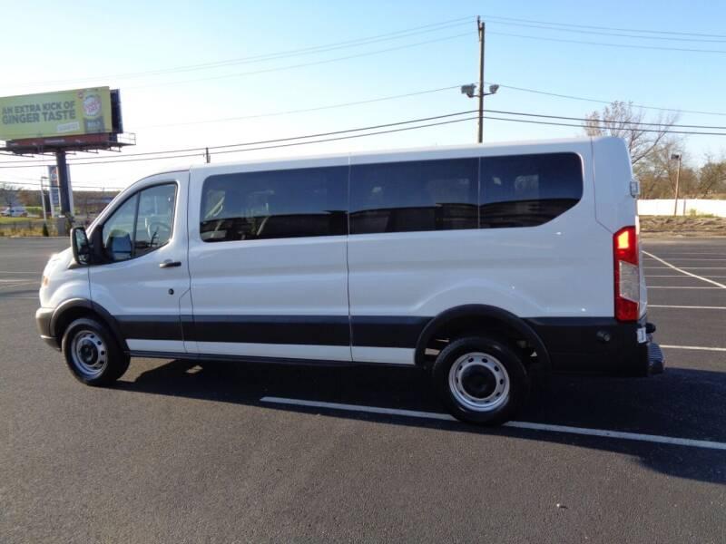 2015 Ford Transit Passenger 350 XL 3dr LWB Low Roof Passenger Van w/60/40 Passenger Side Doors - Palmyra NJ