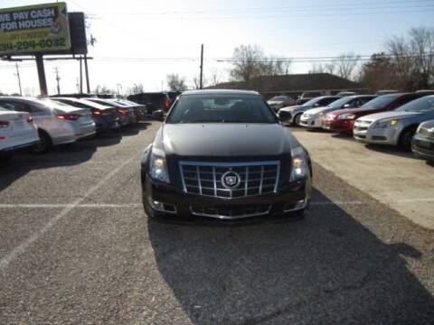 2012 Cadillac CTS for sale at 2nd Chance Auto Sales in Montgomery AL