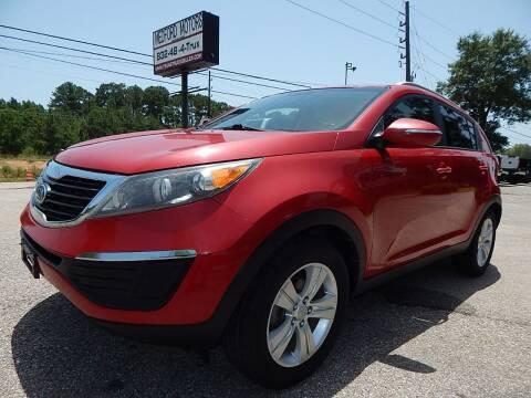 2011 Kia Sportage for sale at Medford Motors Inc. in Magnolia TX