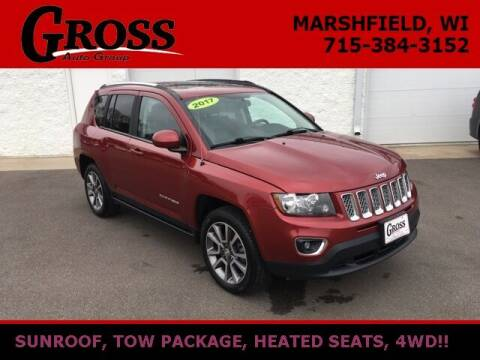 2017 Jeep Compass for sale at Gross Motors of Marshfield in Marshfield WI