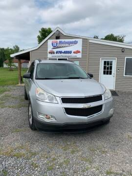 2011 Chevrolet Traverse for sale at ROUTE 11 MOTOR SPORTS in Central Square NY