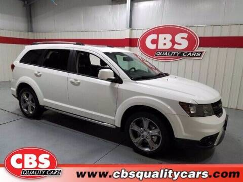 2017 Dodge Journey for sale at CBS Quality Cars in Durham NC