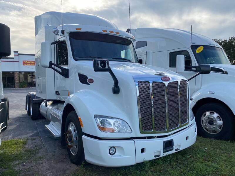 2015 Peterbilt 579 for sale at The Auto Market Sales & Services Inc. in Orlando FL