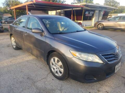 2011 Toyota Camry for sale at Nile Auto in Fort Worth TX