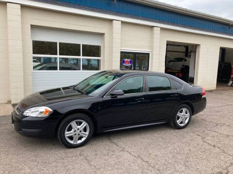 2015 Chevrolet Impala Limited for sale at Ogden Auto Sales LLC in Spencerport NY