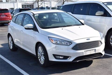 2016 Ford Focus for sale at BOB ROHRMAN FORT WAYNE TOYOTA in Fort Wayne IN