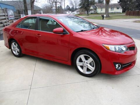 2013 Toyota Camry for sale at Classics and More LLC in Roseville OH