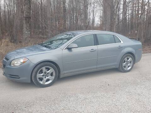 2009 Chevrolet Malibu for sale at Doyle's Auto Sales and Service in North Vernon IN
