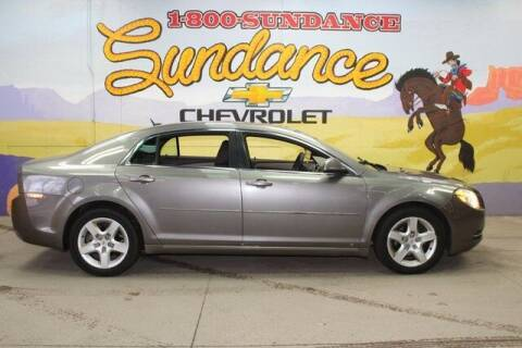 2010 Chevrolet Malibu for sale at Sundance Chevrolet in Grand Ledge MI