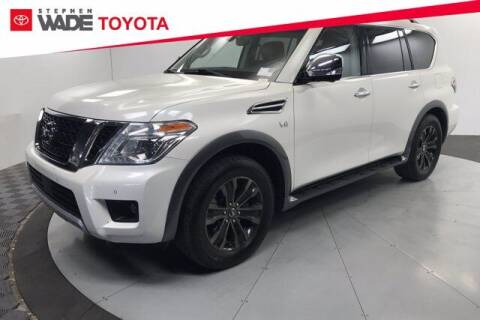 2017 Nissan Armada for sale at Stephen Wade Pre-Owned Supercenter in Saint George UT