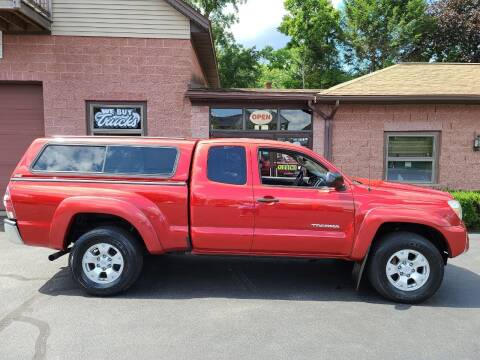 2013 Toyota Tacoma for sale at R C Motors in Lunenburg MA