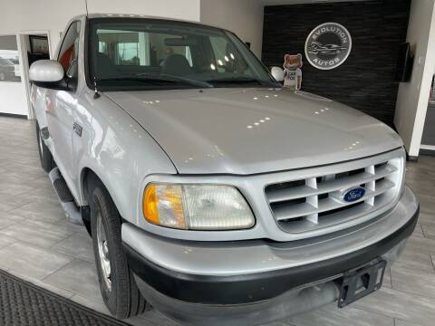 2003 Ford F-150 for sale at Evolution Autos in Whiteland IN