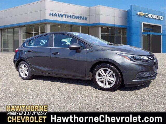 2017 Chevrolet Cruze for sale at Hawthorne Chevrolet in Hawthorne NJ