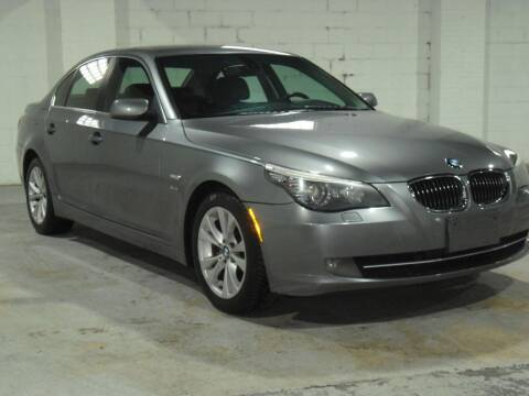 2009 BMW 5 Series for sale at Ohio Motor Cars in Parma OH