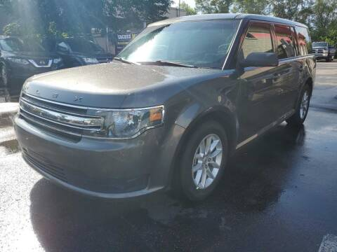 2017 Ford Flex for sale at MIDWEST CAR SEARCH in Fridley MN