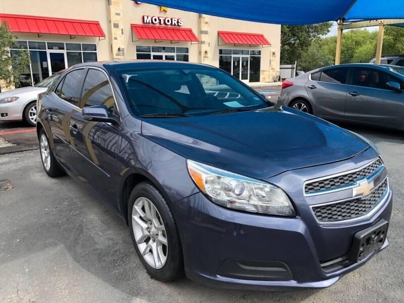 2013 Chevrolet Malibu for sale at Gold Star Motors Inc. in San Antonio TX
