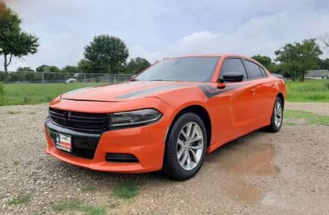 2016 Dodge Charger for sale at LA PULGA DE AUTOS in Dallas TX