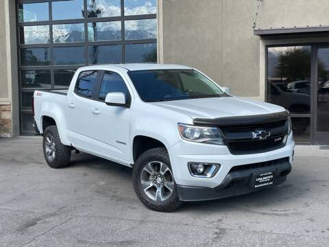 2017 Chevrolet Colorado for sale at Unlimited Auto Sales in Salt Lake City UT