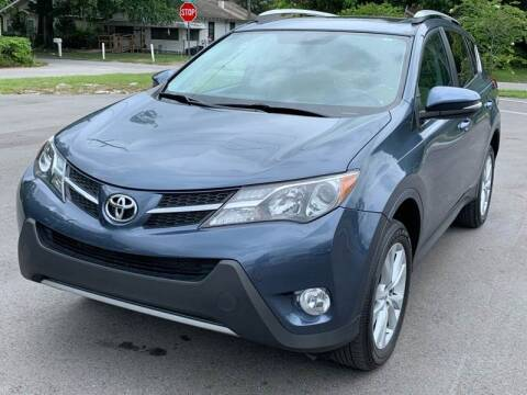 2014 Toyota RAV4 for sale at Consumer Auto Credit in Tampa FL