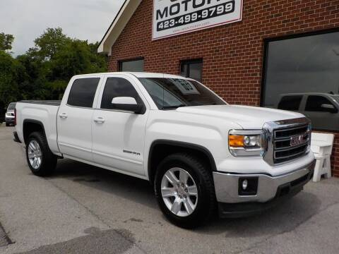 2015 GMC Sierra 1500 for sale at C & C MOTORS in Chattanooga TN