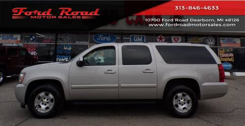 2008 Chevrolet Suburban for sale at Ford Road Motor Sales in Dearborn MI