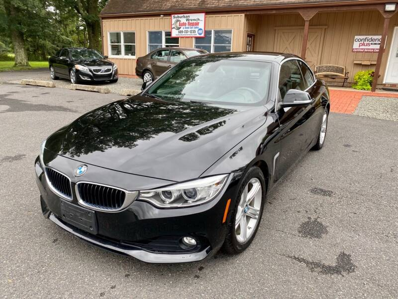 2014 BMW 4 Series for sale at Suburban Wrench in Pennington NJ
