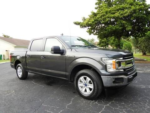 2019 Ford F-150 for sale at SUPER DEAL MOTORS 441 in Hollywood FL
