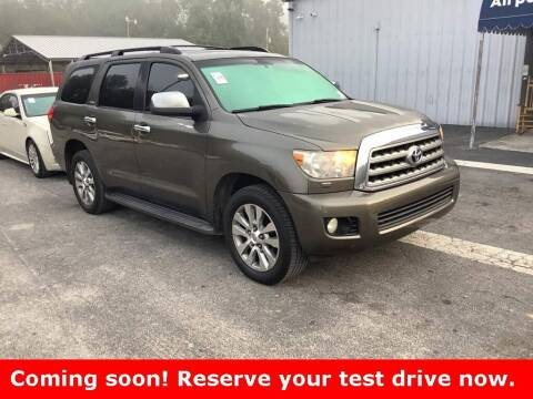 2008 Toyota Sequoia for sale at Auto Solutions in Maryville TN