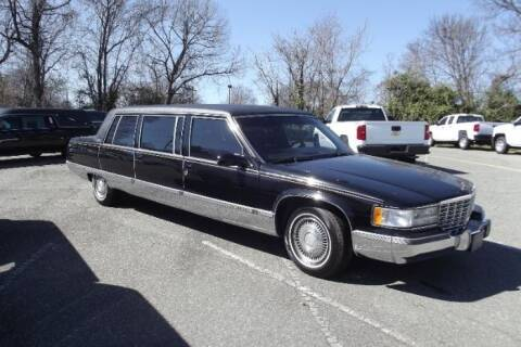 1996 Cadillac Fleetwood for sale at Classic Car Deals in Cadillac MI