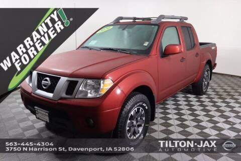 2020 Nissan Frontier for sale at Virtue Motors in Darlington WI