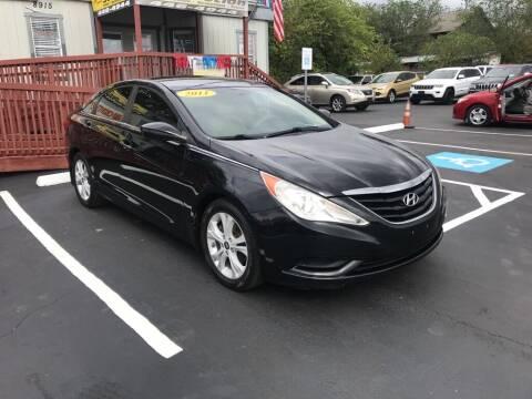 2011 Hyundai Sonata for sale at Auto Solution in San Antonio TX