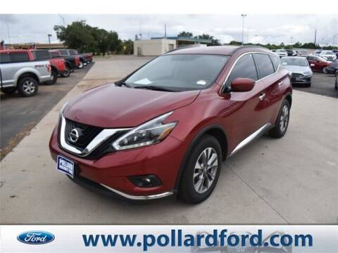 2018 Nissan Murano for sale at South Plains Autoplex by RANDY BUCHANAN in Lubbock TX