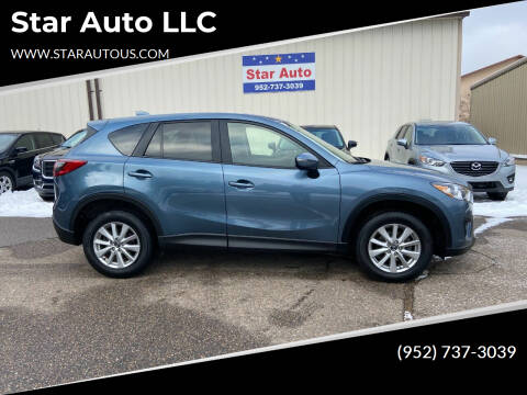2015 Mazda CX-5 for sale at Star Auto LLC in Jordan MN