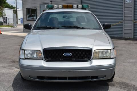 2010 Ford Crown Victoria for sale at Mix Autos in Orlando FL
