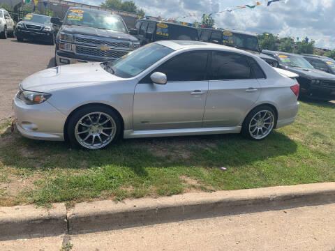 2009 Subaru Impreza for sale at Los Arreglados Auto Sales in Worthington MN