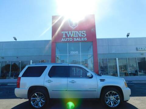 2011 Cadillac Escalade for sale at Twins Auto Sales Inc Redford 1 in Redford MI