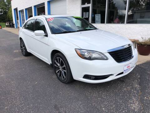 2013 Chrysler 200 for sale at Budget Auto in Appleton WI