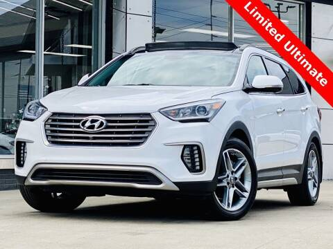 2017 Hyundai Santa Fe for sale at Carmel Motors in Indianapolis IN