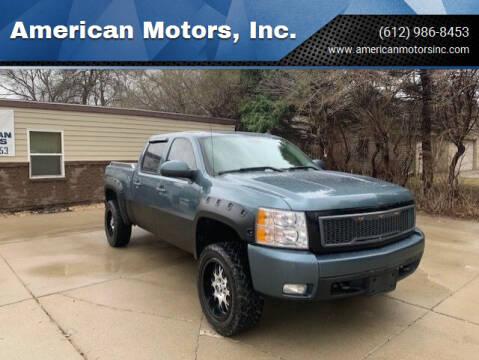 2008 Chevrolet Silverado 1500 for sale at American Motors, Inc. in Farmington MN