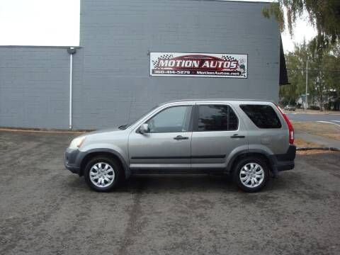 2005 Honda CR-V for sale at Motion Autos in Longview WA