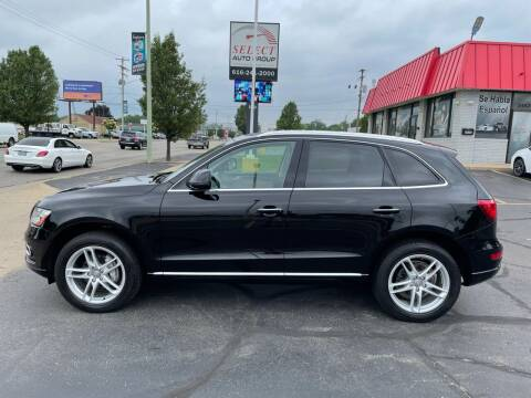 2015 Audi Q5 for sale at Select Auto Group in Wyoming MI