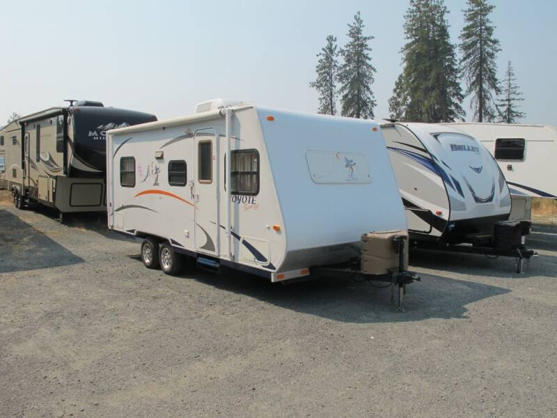 2007 KZ Coyote 22 Trailer for sale at Oregon RV Outlet LLC in Grants Pass OR