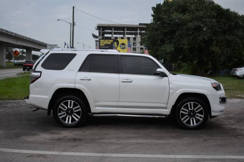2016 Toyota 4Runner AWD Limited 4dr SUV - Miami FL