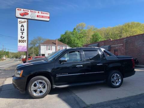 2010 Chevrolet Avalanche for sale at 401 Auto Sales & Service in Smithfield RI
