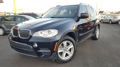 2013 BMW X5 for sale at LA Motors LLC in Denver CO